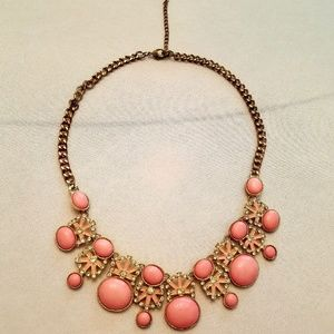 PINK BUBBLE NECKLACE